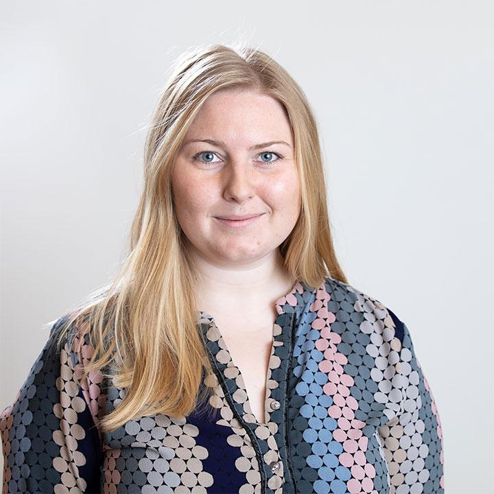 Camilla M. V. Frederiksen